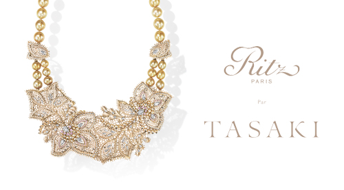 RITZ PARIS par TASAKI