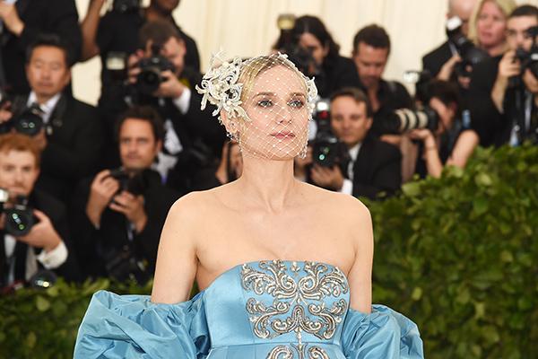 德國女演員黛安·克魯格Diane Kruger
