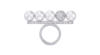 balance signature decade pearls & diamonds